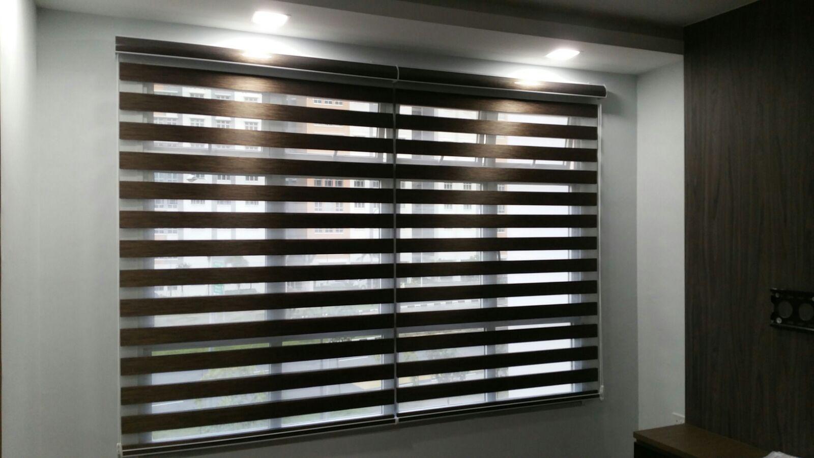 WallSG: Korean Blinds Singapore | Combi Blinds Singapore